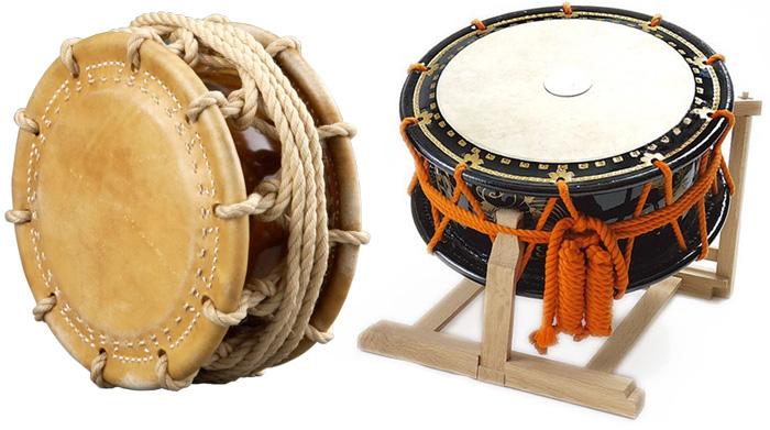 締太鼓の種類